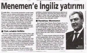 Basin - Turkiye - 6 Nisan 2005